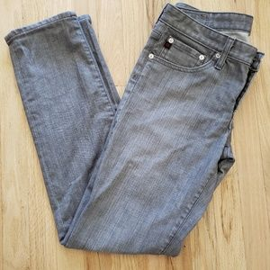 Adriano Goldschmied AG Jeans Gray Size 28